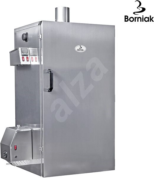 Borniak Classic Smoker Stainless 150 Digital (UWDS-150) - Udírna