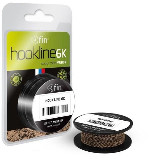 FIN Hookline 6K Muddy 25lbs 20m - Šňůra