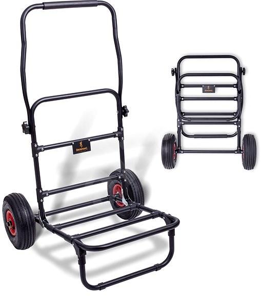 Browning Black Magic Comfort Trolley - Fishing Trolley