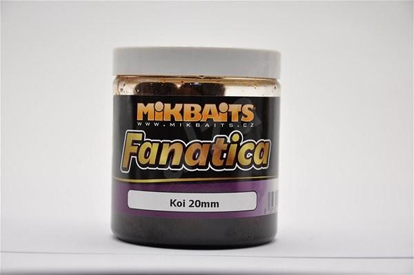 Mikbaits Fanatica Boilie v dipu Meteora 16mm 250ml - Boilies