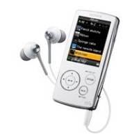"Sony WALKMAN NWZ-A818W bílý (white), 8GB, MP3/ AAC/ WMP/ WMA/ MPEG4 přehrávač, USB2.0 disk, LCD 2"" Q - MP4 přehrávač"