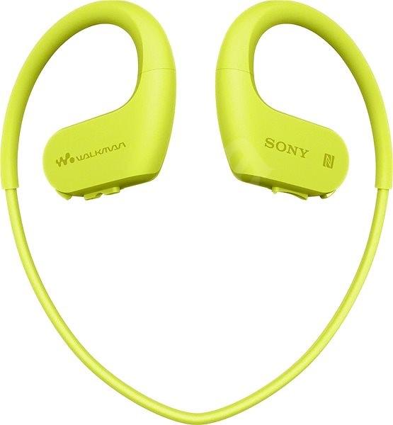 Sony WALKMAN NWW-S623G zelený - FLAC přehrávač