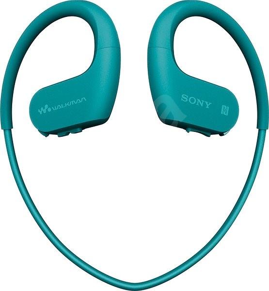 Sony WALKMAN NWW-S623L modrý - FLAC přehrávač
