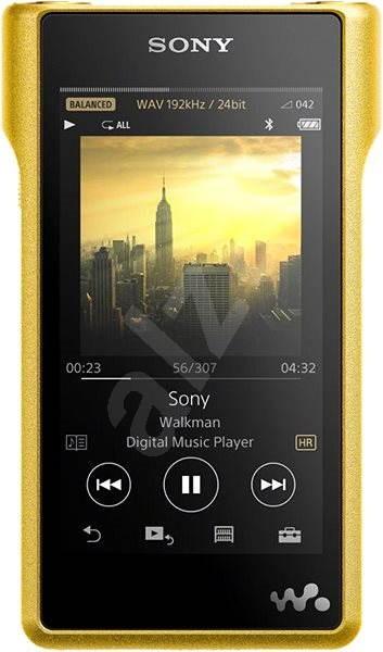 0022739dc Sony Hi-Res WALKMAN NW-WM1Z - FLAC přehrávač | Alza.cz