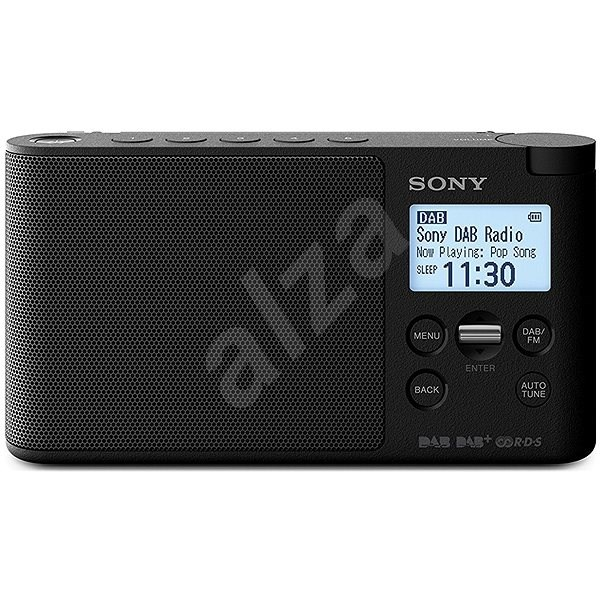 Sony XDR-S41DB - Rádio