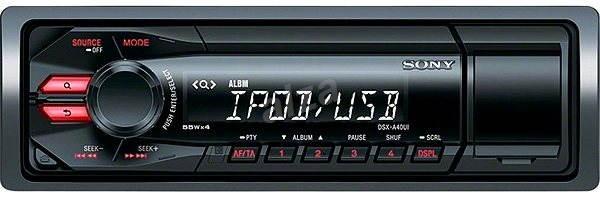 Sony DSX-A40UI - Autorádio