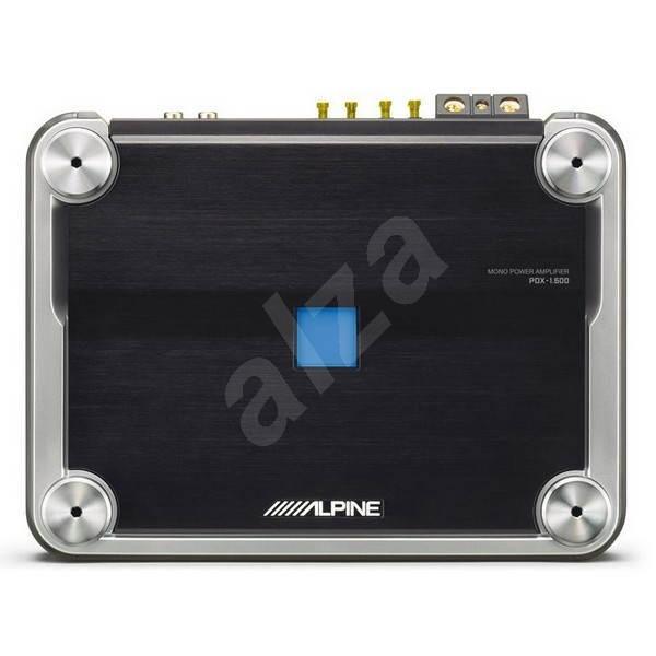 ALPINE PDX-1.600 - Digitální zesilovač