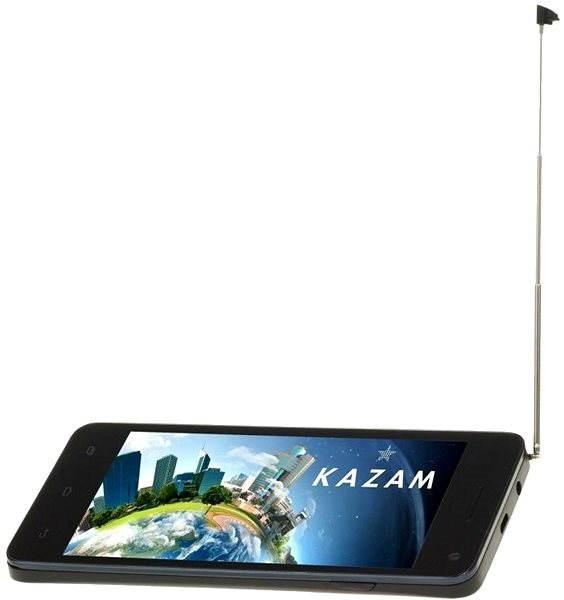 Kazam TV 4.5 Black - Mobilní telefon