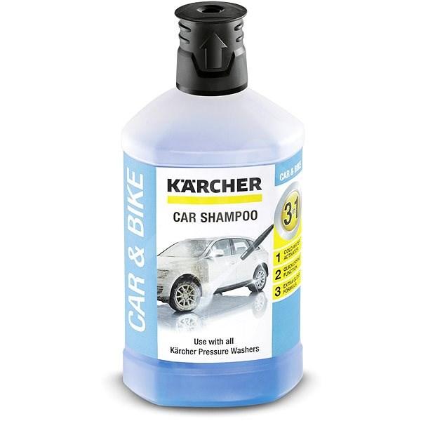 KÄRCHER Autošampon 3-in-1 - Chemie pro tlakové myčky