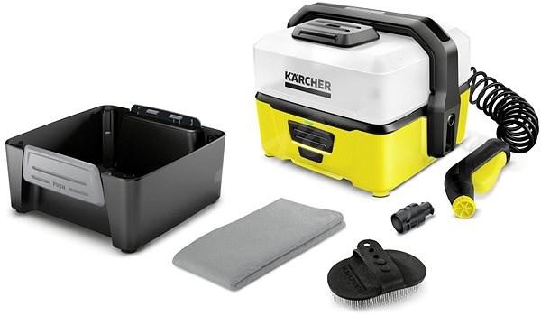 Kärcher OC 3 + Pet - Vysokotlaký čistič