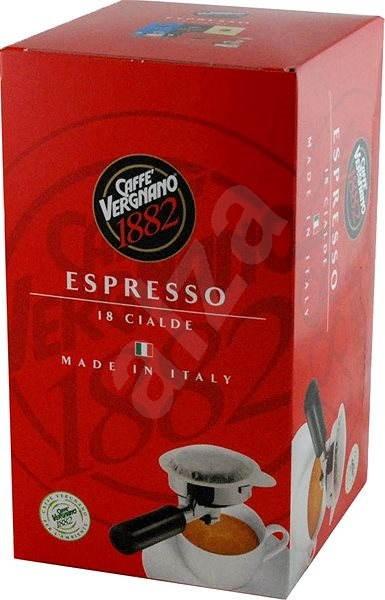 Vergnano Espresso, E.S.E pody, 108ks - ESE pody
