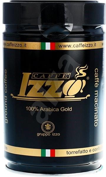 Izzo Gold, mletá, 250g - Káva