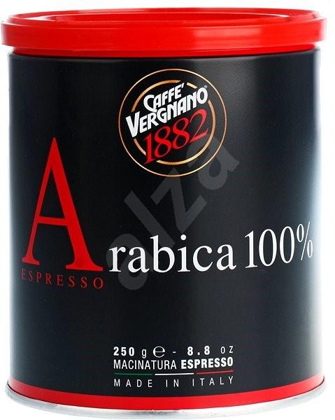 Vergnano Espresso, mletá, 250g - Káva
