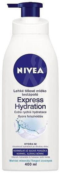 NIVEA Express Hydration 400 ml - Tělové mléko