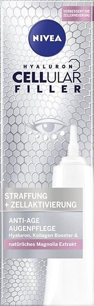 NIVEA Hyaluron Cellular Filler Anti-Age Eye Cream 15 ml - Oční krém