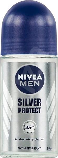 NIVEA Men Silver Protect 50 ml - Pánský antiperspirant