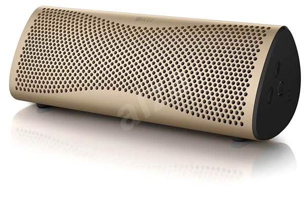 KEF MUO Horizont Gold - Bluetooth reproduktor