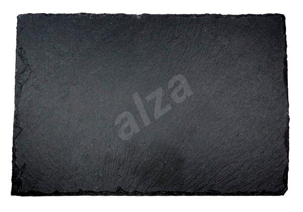 Kesper Břidlicová deska na servírování jídla obdelník 30x20cm - Podnos