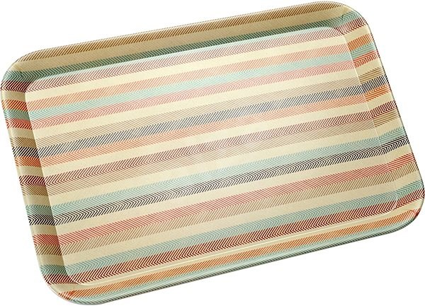 Kesper Servírovací podnos motiv: Bamboo fibre 43,3 x 32,3cm - Podnos