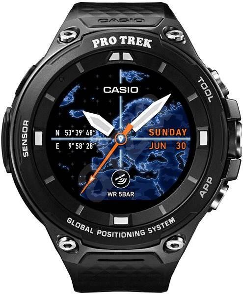 CASIO Protrek wsd-f20 - Chytré hodinky  df55fb21b1