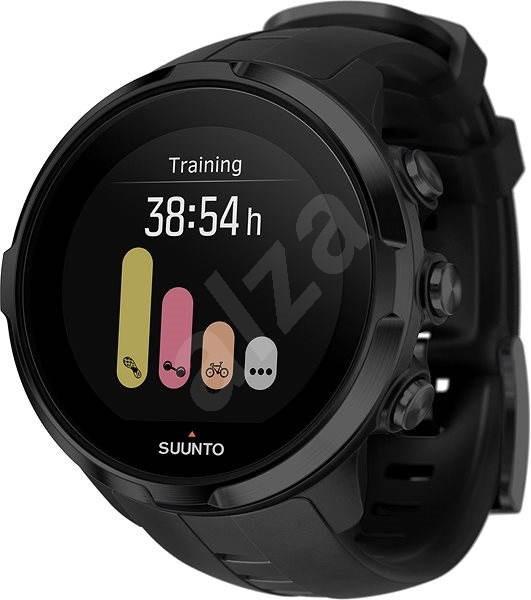 SUUNTO SPARTAN SPORT WRIST HR ALL BLACK - Chytré hodinky
