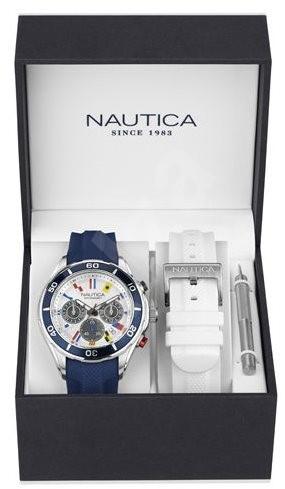 NAUTICA NAD18530G - Pánské hodinky  cabeb18f44