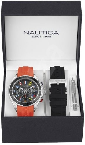 NAUTICA NAD18531G - Pánské hodinky  8d79be428c