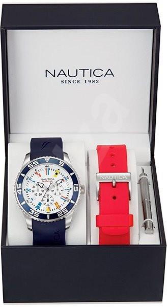 NAUTICA NAI13502G - Pánské hodinky  f16b96b08d