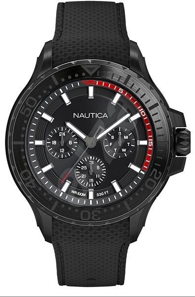 9ae13c40eec NAUTICA NAPAUC004 - Pánské hodinky