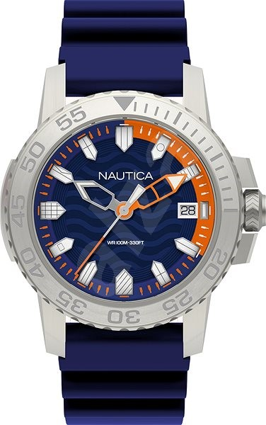 NAUTICA NAPKYW001 - Pánské hodinky  0463c27918
