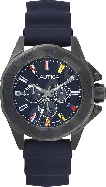 d88153583d8 NAUTICA NAPMIA004 - Pánské hodinky