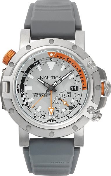 NAUTICA NAPPRH002 - Pánské hodinky  cab4b2e3b0