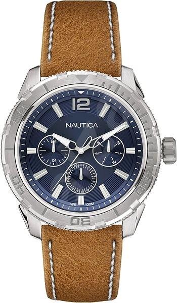 NAUTICA NAPSTL001 - Pánské hodinky