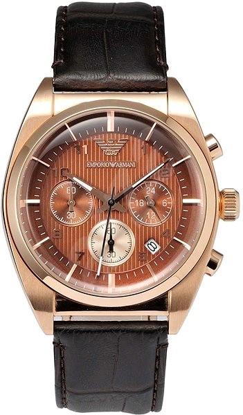 1413c4ec5e EMPORIO ARMANI AR0371 - Pánské hodinky