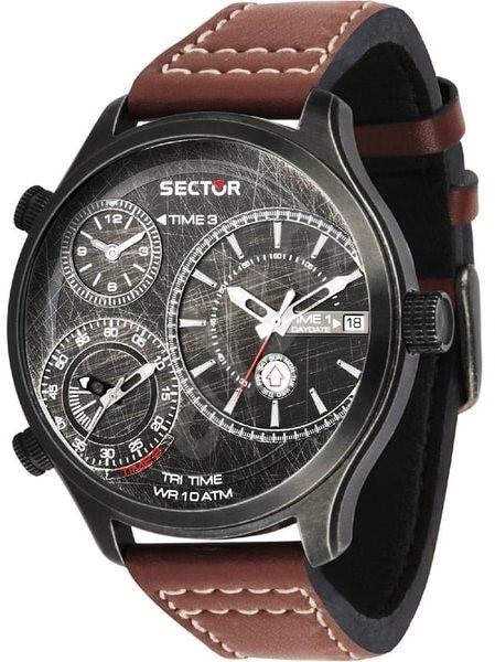 b63c2b95c SECTOR No Limits Traveller R3251504003 - Pánské hodinky | Alza.cz