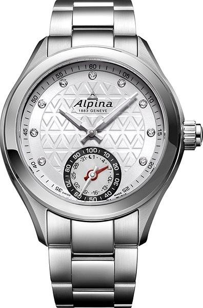 ALPINA AL-285STD3C6B - Chytré hodinky