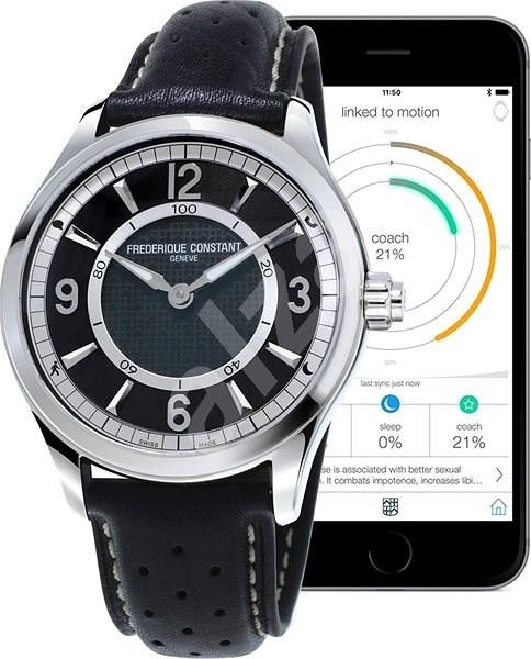 Frederique Constant FC-282AB5B6 - Chytré hodinky