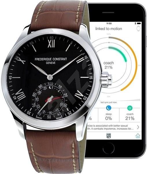 Frederique Constant FC-285B5B6 - Chytré hodinky