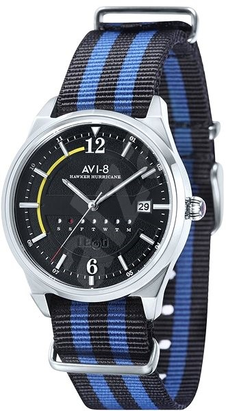AVI-8 AV-4044-02 - Pánské hodinky