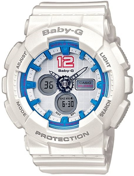 CASIO BA 120-7B - Dámské hodinky