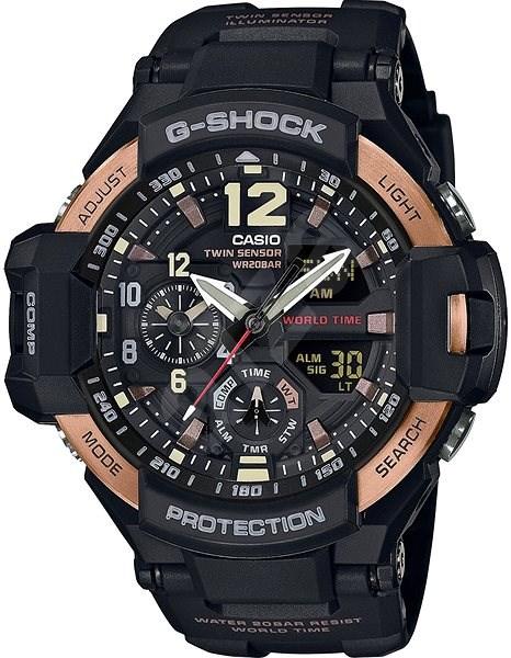 b925c308d CASIO G-SHOCK GA 1100RG-1A - Pánské hodinky | Alza.cz
