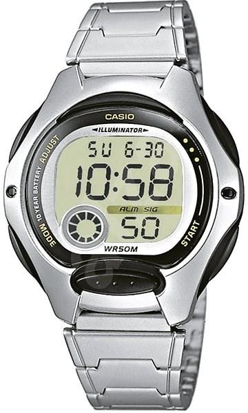 f4b46c3bca5 CASIO LW 200D-1A - Dámské hodinky
