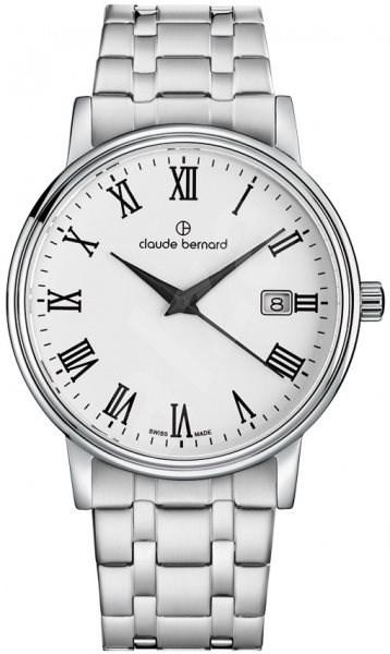 68072d1d7 CLAUDE BERNARD 53007 3M BR - Pánské hodinky | Alza.cz