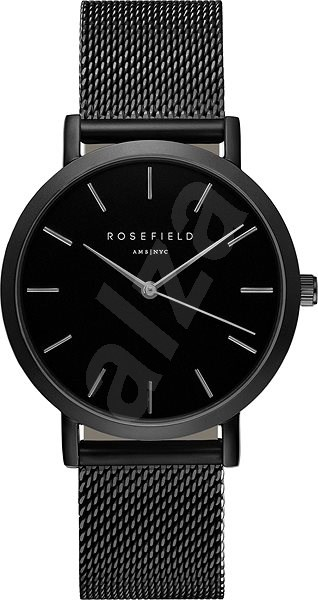 ROSEFIELD The Mercer Black-Black - Women's Watch