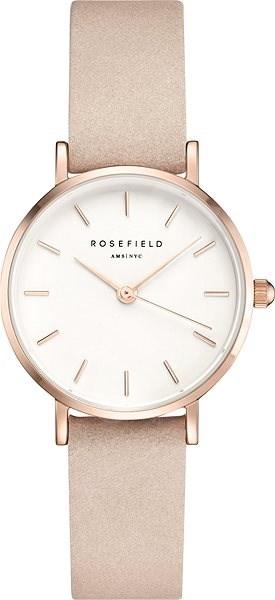 ROSEFIELD The Small Edit Soft Pink Rosegold - Dámské hodinky  a9ba13e5207