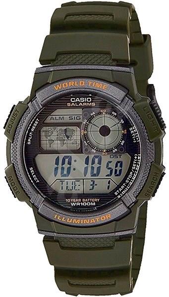 CASIO AE 1000W-3A - Men's Watch