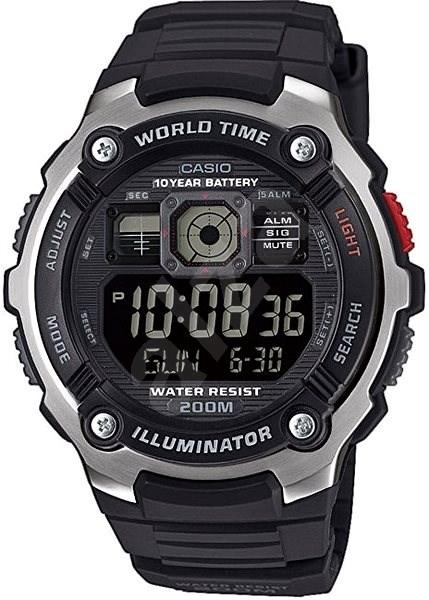 CASIO AE 2000W-1B - Pánské hodinky  c281f16516