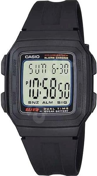 CASIO F 201-1 - Pánské hodinky  f446f244d22