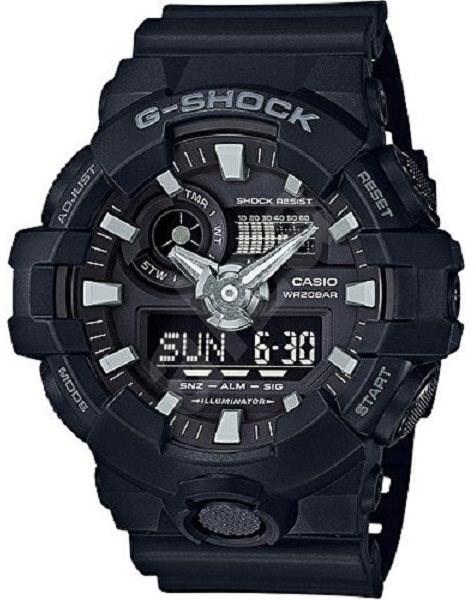 CASIO G-SHOCK GA 700-1B - Pánské hodinky  b66c2a1d0c
