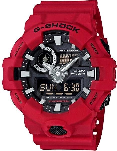 CASIO G-SHOCK GA 700-4A - Pánské hodinky  585306b42ba